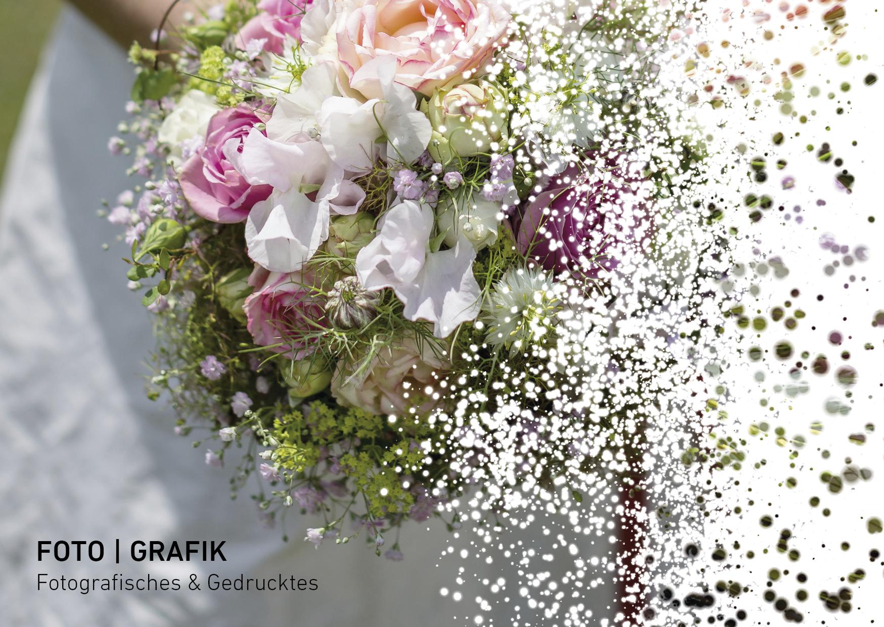 Flyer-Hochzeitsmesse